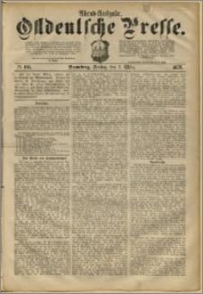 Ostdeutsche Presse. J. 2, 1878, nr 101