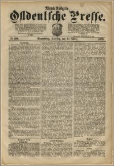 Ostdeutsche Presse. J. 2, 1878, nr 119