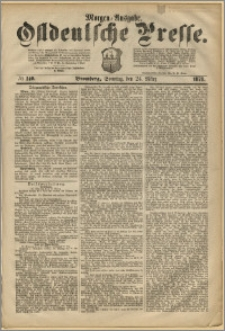 Ostdeutsche Presse. J. 2, 1878, nr 140