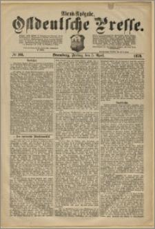 Ostdeutsche Presse. J. 2, 1878, nr 171