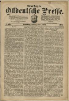 Ostdeutsche Presse. J. 2, 1878, nr 175