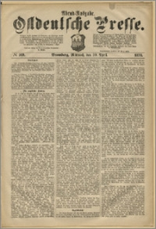 Ostdeutsche Presse. J. 2, 1878, nr 179