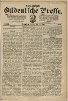 Ostdeutsche Presse. J. 2, 1878, nr 173