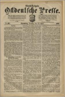 Ostdeutsche Presse. J. 2, 1878, nr 185