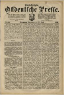 Ostdeutsche Presse. J. 2, 1878, nr 193