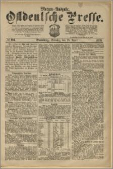Ostdeutsche Presse. J. 2, 1878, nr 194