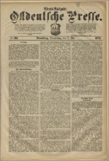 Ostdeutsche Presse. J. 2, 1878, nr 201