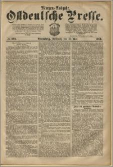 Ostdeutsche Presse. J. 2, 1878, nr 222