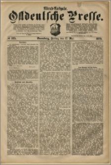 Ostdeutsche Presse. J. 2, 1878, nr 225