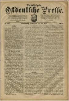 Ostdeutsche Presse. J. 2, 1878, nr 227