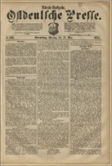 Ostdeutsche Presse. J. 2, 1878, nr 229