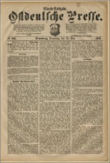 Ostdeutsche Presse. J. 2, 1878, nr 235