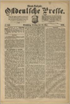 Ostdeutsche Presse. J. 2, 1878, nr 243
