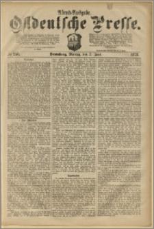 Ostdeutsche Presse. J. 2, 1878, nr 250