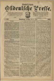 Ostdeutsche Presse. J. 2, 1878, nr 252