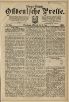 Ostdeutsche Presse. J. 2, 1878, nr 253