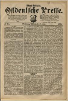Ostdeutsche Presse. J. 2, 1878, nr 254
