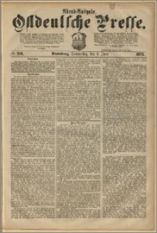 Ostdeutsche Presse. J. 2, 1878, nr 256