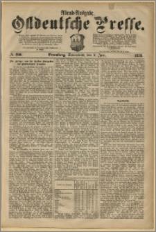 Ostdeutsche Presse. J. 2, 1878, nr 260
