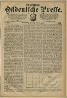 Ostdeutsche Presse. J. 2, 1878, nr 267