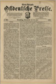 Ostdeutsche Presse. J. 2, 1878, nr 269