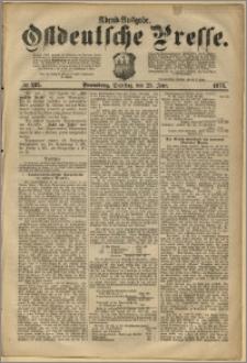 Ostdeutsche Presse. J. 2, 1878, nr 285