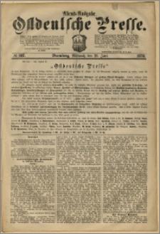 Ostdeutsche Presse. J. 2, 1878, nr 287