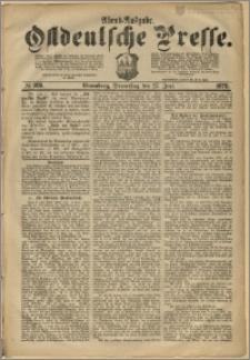 Ostdeutsche Presse. J. 2, 1878, nr 289