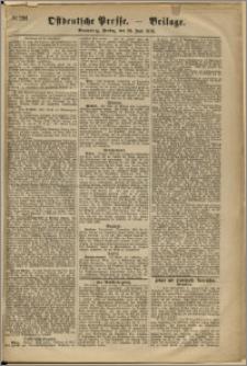 Ostdeutsche Presse. J. 2, 1878, nr 291