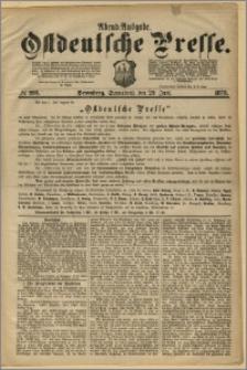 Ostdeutsche Presse. J. 2, 1878, nr 293
