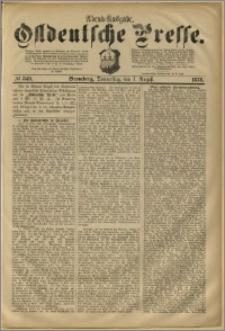 Ostdeutsche Presse. J. 2, 1878, nr 349