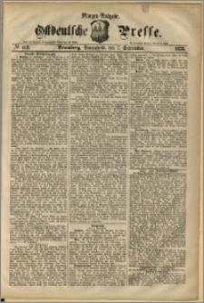 Ostdeutsche Presse. J. 2, 1878, nr 412