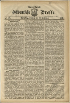 Ostdeutsche Presse. J. 2, 1878, nr 416