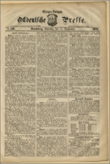 Ostdeutsche Presse. J. 2, 1878, nr 426