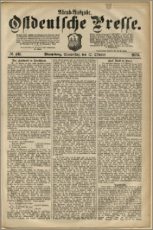 Ostdeutsche Presse. J. 2, 1878, nr 481