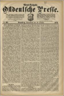 Ostdeutsche Presse. J. 2, 1878, nr 485