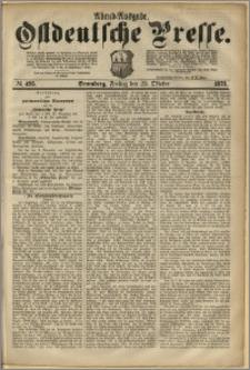 Ostdeutsche Presse. J. 2, 1878, nr 495