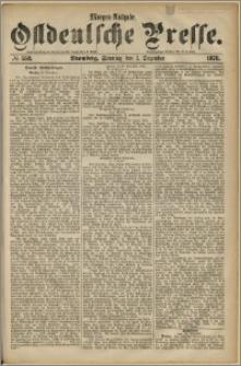 Ostdeutsche Presse. J. 2, 1878, nr 558