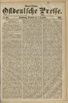 Ostdeutsche Presse. J. 2, 1878, nr 562