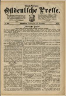Ostdeutsche Presse. J. 2, 1878, nr 598