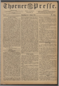 Thorner Presse 1886, Jg. IV, Nro. 5