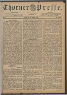 Thorner Presse 1886, Jg. IV, Nro. 6