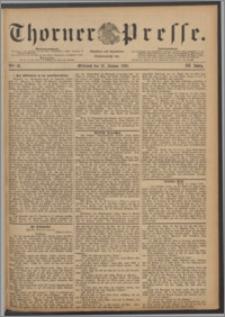 Thorner Presse 1886, Jg. IV, Nro. 10