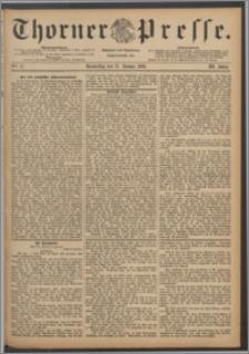 Thorner Presse 1886, Jg. IV, Nro. 17