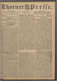 Thorner Presse 1886, Jg. IV, Nro. 25
