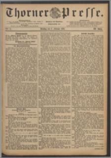 Thorner Presse 1886, Jg. IV, Nro. 27