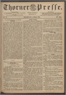 Thorner Presse 1886, Jg. IV, Nro. 29