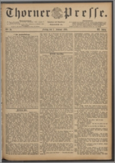 Thorner Presse 1886, Jg. IV, Nro. 30