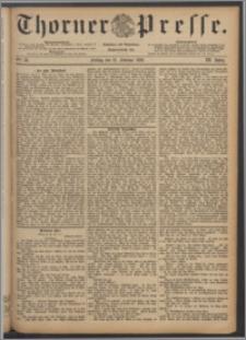 Thorner Presse 1886, Jg. IV, Nro. 36