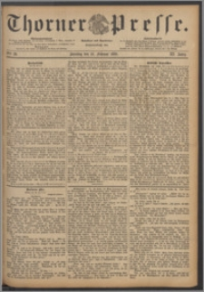 Thorner Presse 1886, Jg. IV, Nro. 38